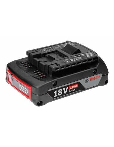 BOSCH Batería GBA 18V 2,0 Ah