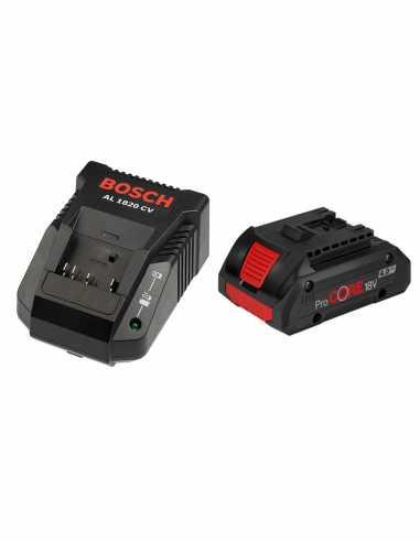 BOSCH Power Set (1 x 18V 4,0 Ah ProCore + AL1820CV)