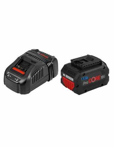 BOSCH Power Set (1 x 18V 8,0 Ah ProCore + GAL1880CV)
