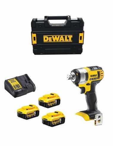 DEWALT DCF880P3 (3 x 5,0 Ah + DCB115 + TSTAK II)