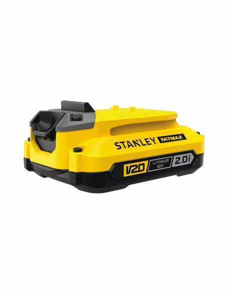 Drill Driver STANLEY FatMax SFMCD720D1K (1 x 2,0 Ah + Charger +