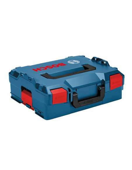 Grinder BOSCH GWS 18-125 V-LI (2 x 4,0 Ah + AL1860CV + L-Boxx