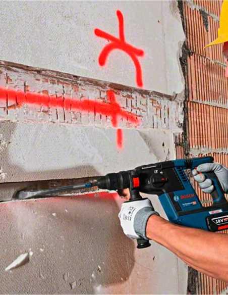 Hammer BOSCH GBH 18V-26 F (Body Only + L-Boxx 136)