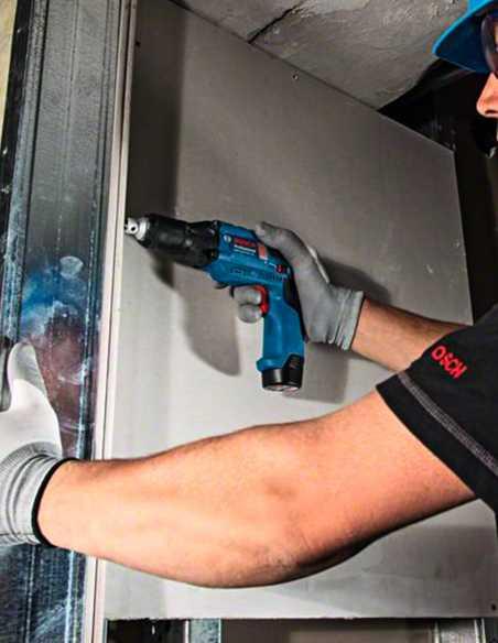 Drywall Screwdriver BOSCH GTB 12V-11 (Body Only + L-Boxx 102)
