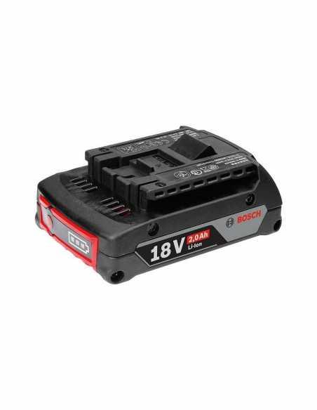 Hammer Drill Driver BOSCH GSB 18V-21 (2 x 2,0 Ah + GAL1880CV +
