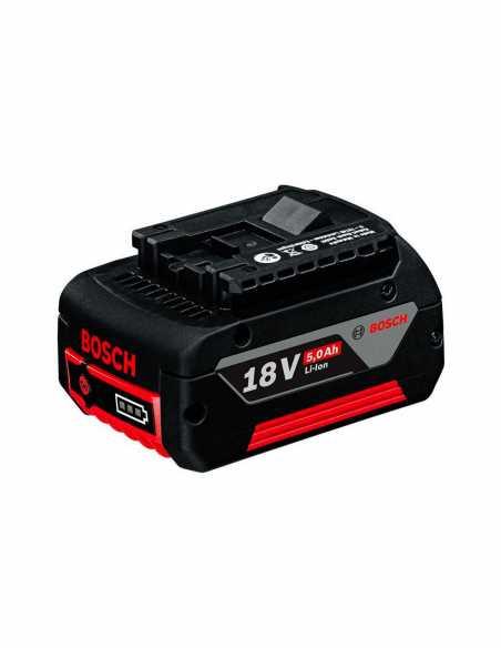 Rabot BOSCH GHO 18 V-LI (2 x 5,0 Ah + GAL1880CV + L-Boxx 238)