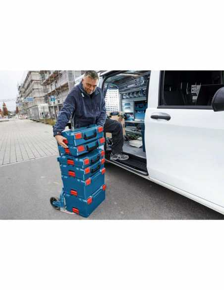 Pack 4 Carrying Cases BOSCH L-Boxx 102