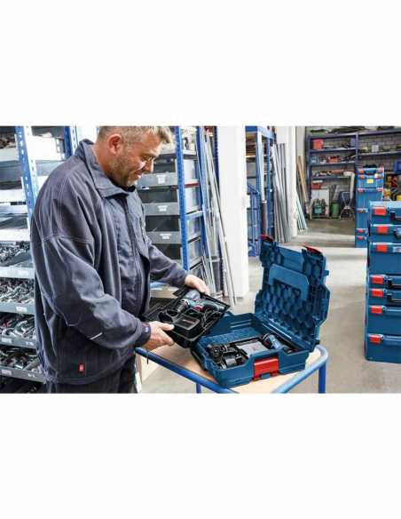 Pack 5 Carrying Cases BOSCH L-Boxx 136