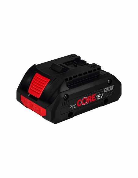 Power Set BOSCH (2 x 18V 4,0 Ah ProCORE + GAL18V-40)