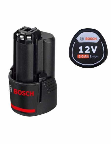 BOSCH Kit 12V B12GSRGOP2bat3a-40 (GSR 12V-15 + GOP 12V-28 + 2 x