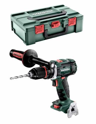 Drill Screwdriver METABO BS 18 LTX BL I (Body Only + metaBOX