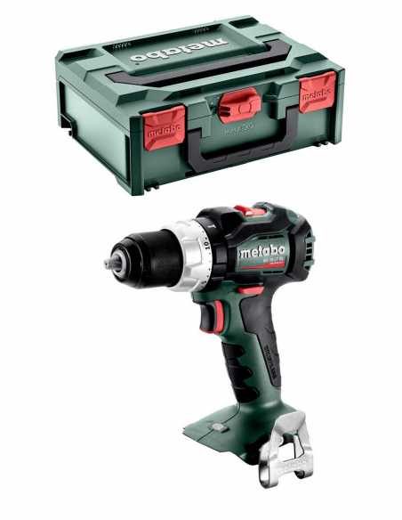 Drill Screwdriver METABO BS 18 LT BL (Body Only + metaBOX 145)