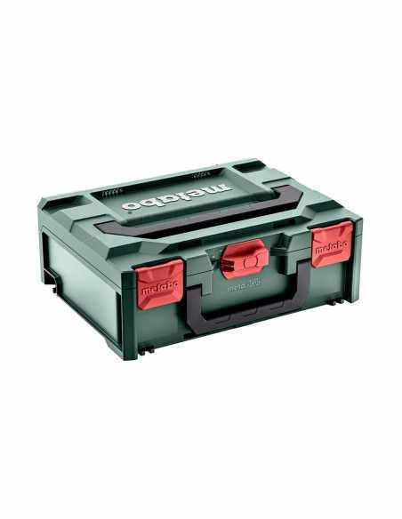 Bohrschrauber METABO BS 18 LT BL (Gerät Geliefert Accesorios +