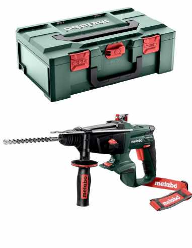 Martillo METABO KHA 18 LTX (Cuerpo Solo + metaBOX 165 L)