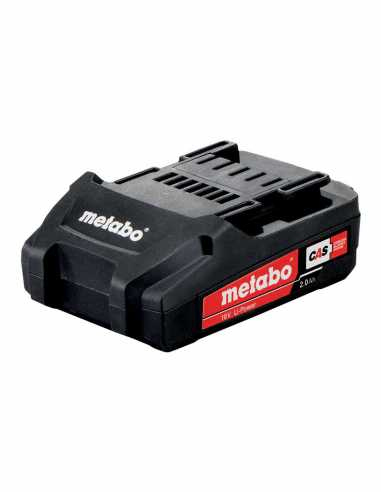 Batería METABO 18V 2,0 Ah LI-POWER
