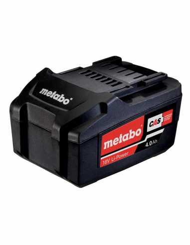 Batteria METABO 18V 4,0 Ah LI-POWER