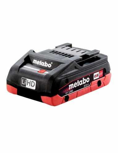 Batería METABO 18V 4,0 Ah LiHD