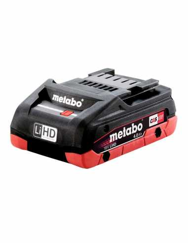 Battery METABO 18V 4,0 Ah LiHD