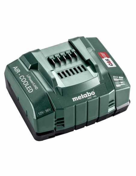 Power Set METABO (2 x 18V 5,5 Ah LiHD + ASC145)