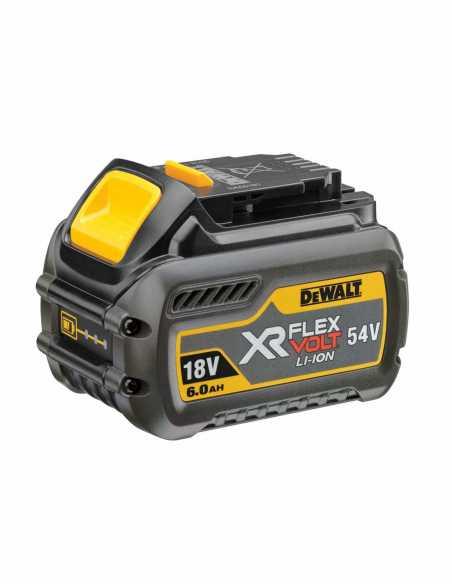 Grinder DeWALT DCG414T2 Flexvolt (2 x 54V/18V 6,0 Ah + DCB118 +