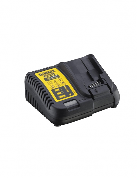 DeWALT Kit DCK XR2WP2T (DCS331 + DCS391 + 2 x 5,0 Ah + DCB115 +