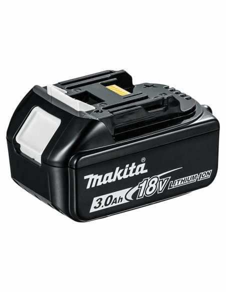Power Set MAKITA (2 x 18V 3,0 Ah + DC18RC)