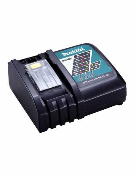 Mini-Grinder MAKITA DGA504RTJ1 (1 x 5,0 Ah + DC18RC + MAKPAC 3)