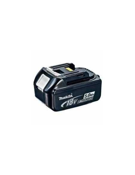 MAKITA Kit DLX2130TJ2 (DGA504 + DHP481 + 2 x 5,0 Ah + DC18RC +