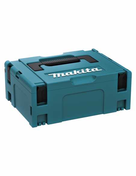 MAKITA Kit DLX2130MJ1 (DGA504 + DHP481 + 2 x 4,0 Ah + DC18RC +