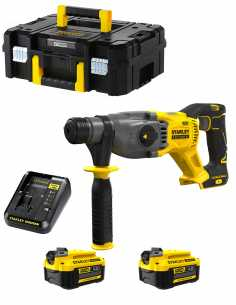 Hammer STANLEY FatMax SFMCH900M22 (2 x 4,0 Ah + Charger + Carrying Case)