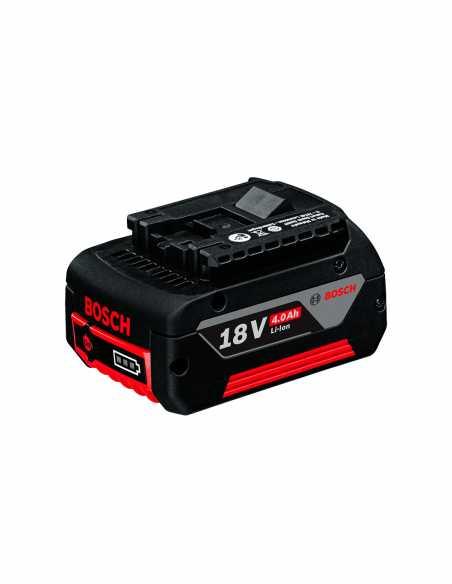 BOSCH GWS 18V-7 (2 x 4,0 Ah + GAL18V-40 + L-Boxx 136)