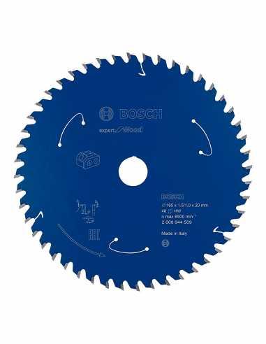 Circular Saw blade BOSCH Expert for Wood - Ø 165 x 20 mm - 48