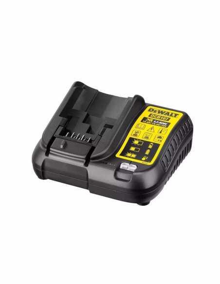 DeWALT Kit DWK208 (DCD796 + DCG405 + 2 x 2,0 Ah + DCB107 +