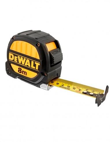 Flexómetro Premium 8 m DeWALT DWHT0-36115