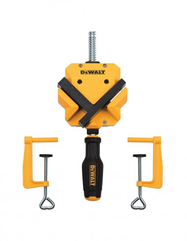 Corner clamp with table clamps DeWALT DWHT83853-0