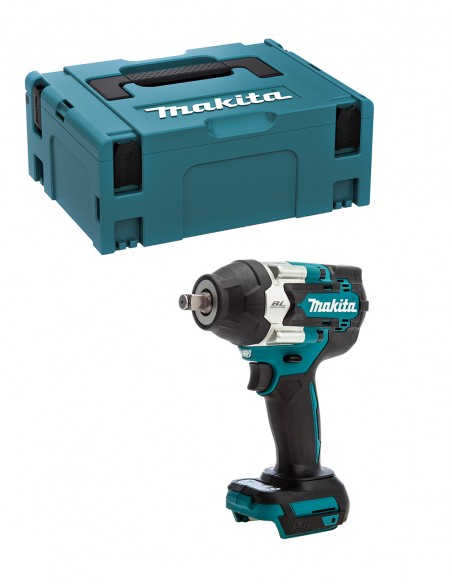 Impact Wrench MAKITA DTW700ZJ (Body only + MAKPAC 2)