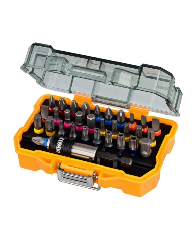 Set of screwdriver bits DeWALT DT7969-QZ (32 pieces)