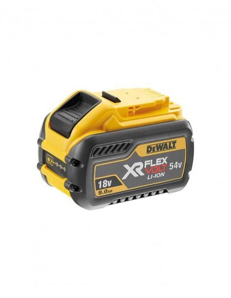 Souffleur DeWALT DCM572X1 FlexVolt (1 x 54V/18V 9,0 Ah + DCB118