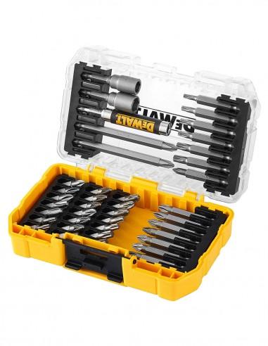 Set of screwdriver bits Tough Case DeWALT DT70702-QZ (40 pieces)