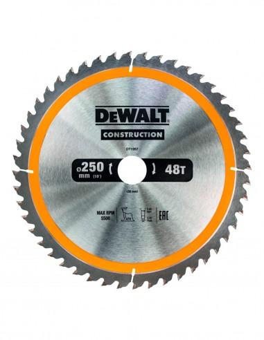 Disco de corte para sierra circular DeWALT DT1957-QZ (Ø 250 x