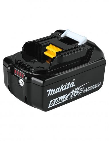 Batterie MAKITA BL1860 18V 6,0 Ah