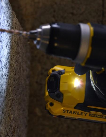 Hammer Drill STANLEY FatMax SFMCD721D2K (2 x 2,0 Ah + Charger +