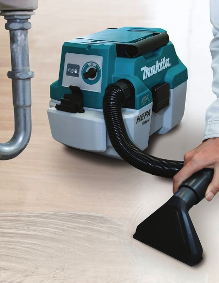 Vacuum Cleaner - Blower MAKITA DVC750LZ (Body only)
