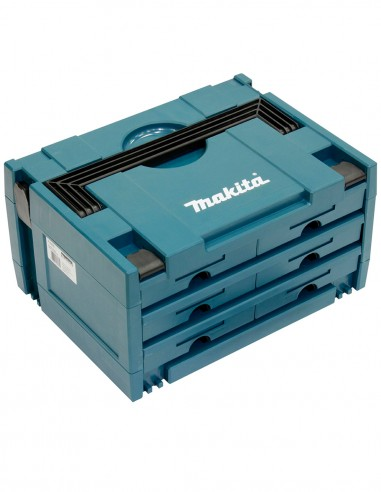 Carrying Case with 6 compartments MAKITA MAKPAC P-84333