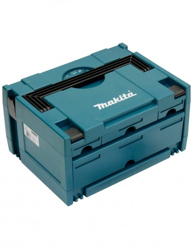 Koffer mit 4 Fächern MAKITA MAKPAC P-84311
