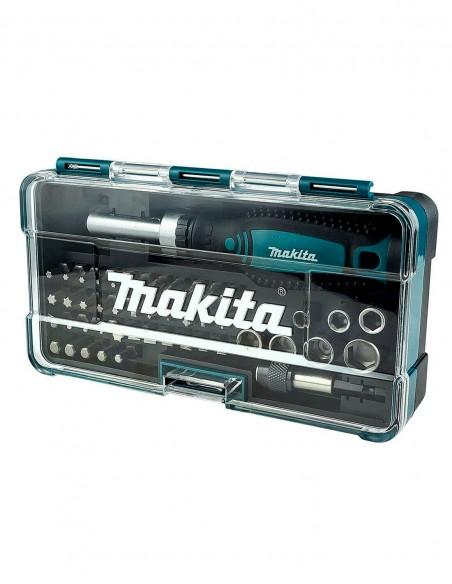 Set of bits and socket wrenches MAKITA B-36170 (47 pieces)