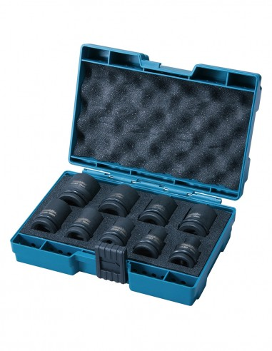 Set of socket wrenches MAKITA D-41517 (9 pieces)