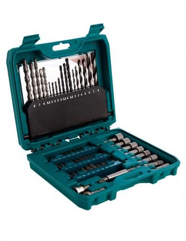 Set of accessories MAKITA P90358 (60 pieces)