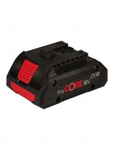 Battery BOSCH GBA 18V 4,0 Ah ProCORE