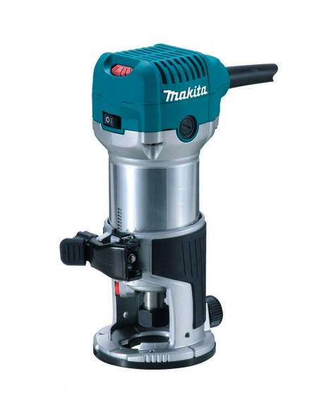 Palm Router MAKITA RT0700CX2 (Accessories + Carrying Bag)